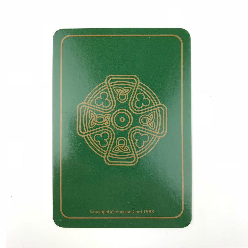 Celtic Ogham Divination Oracle Cards - Sabbat Box