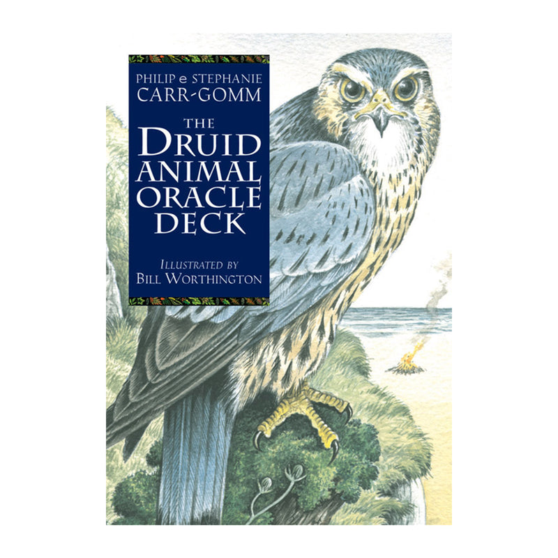 The Druid Animal Oracle Deck By Philip and Stephanie Carr-Gomm - Sabbat Box