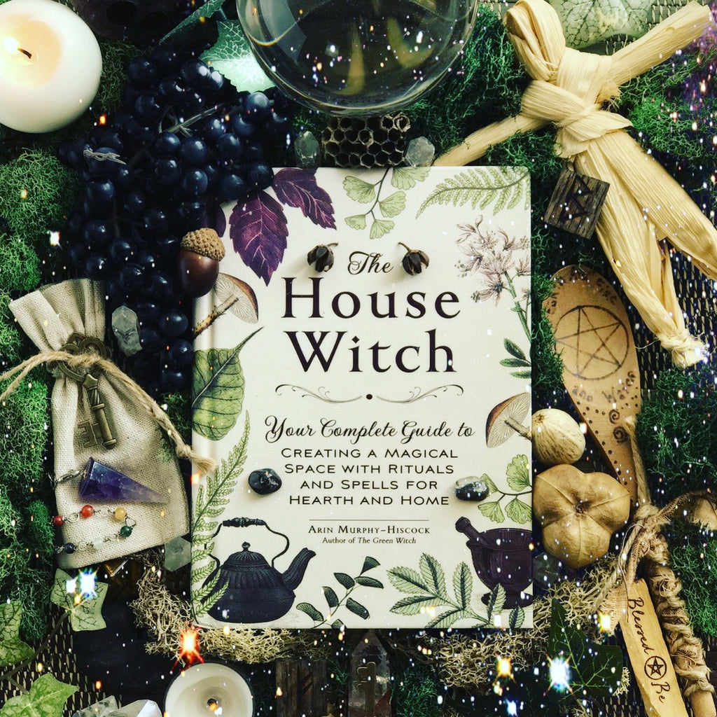 The House Witch By Arin Murphy-Hiscock
