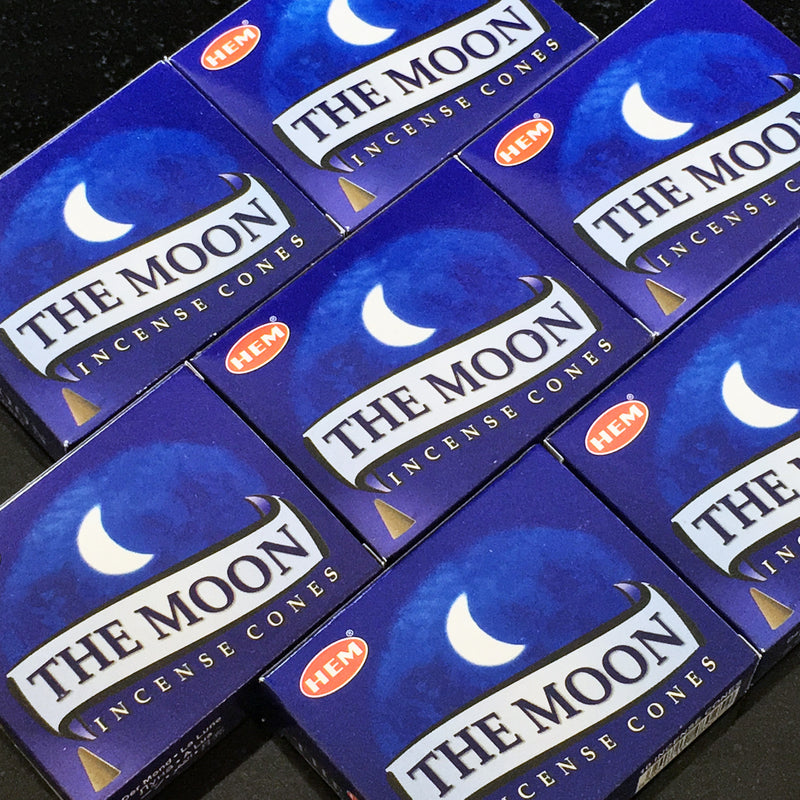 The Moon Incense By HEM