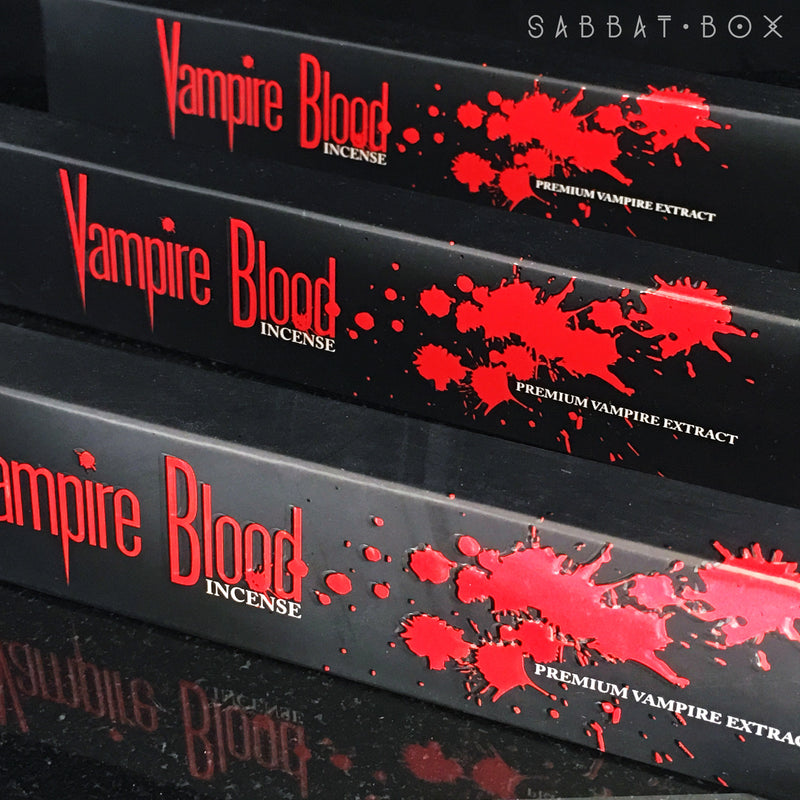 Vampires Blood Incense