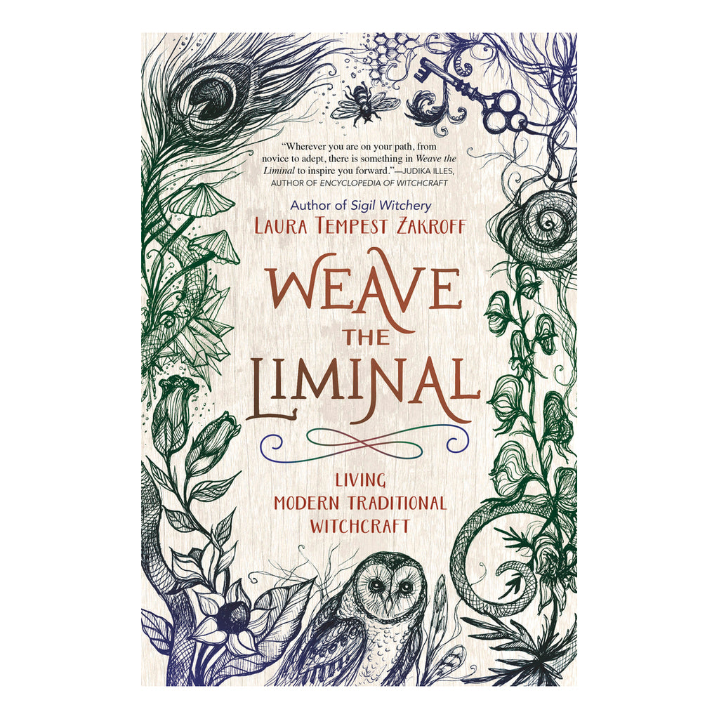 Weave the Liminal By Laura Tempest Zakroff - Sabbat Box