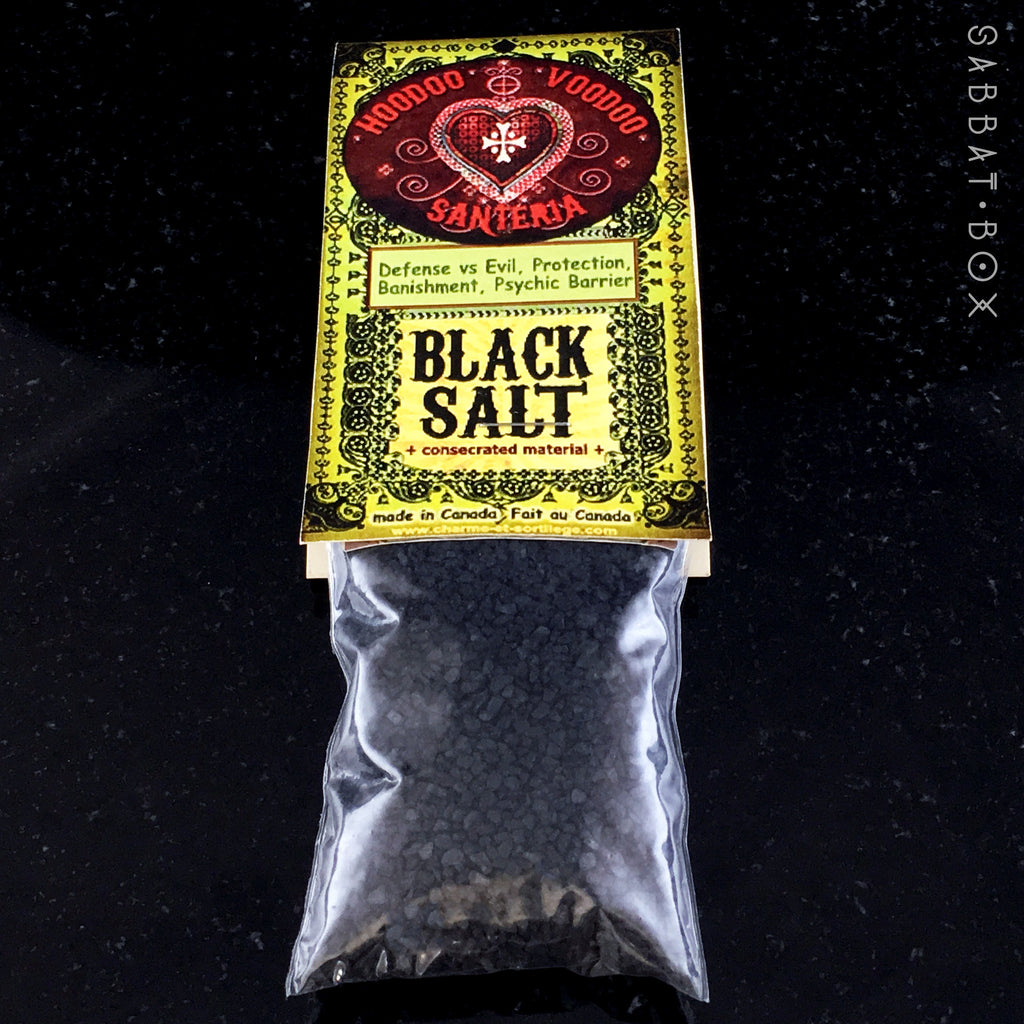 Black Salt - Traditionally Made Black Salt