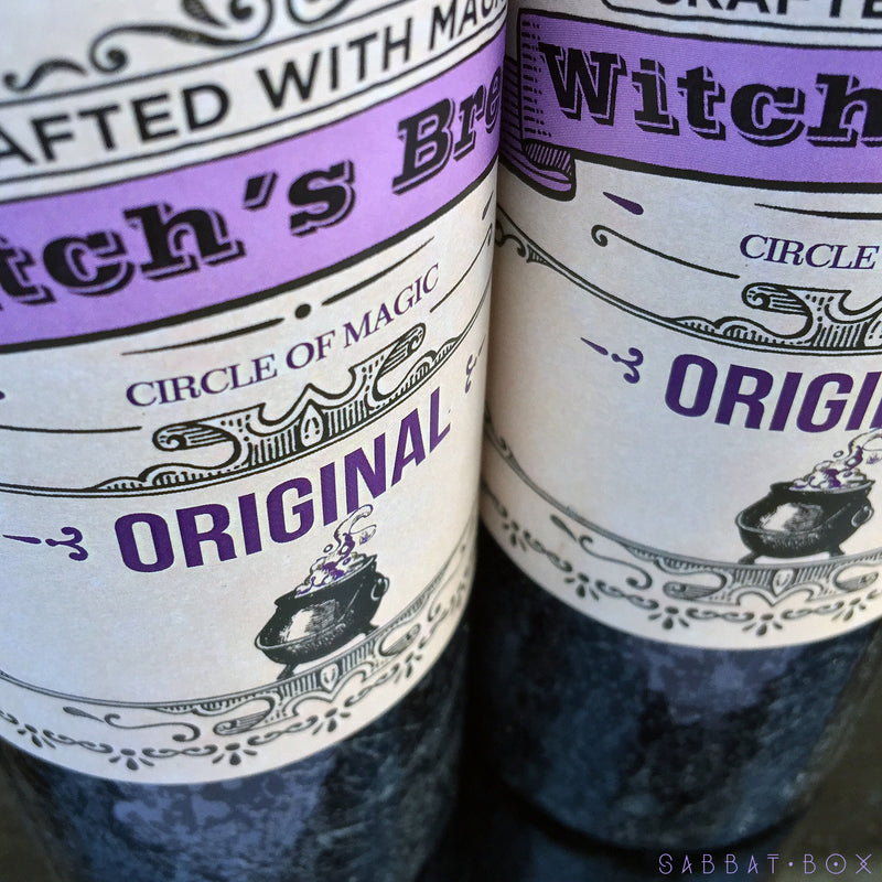 Witch's Brew Candle - 6.5 inch