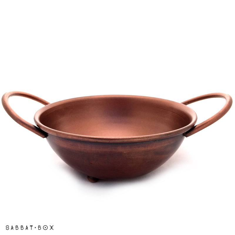 Copper Finished Ritual Offering Bowls