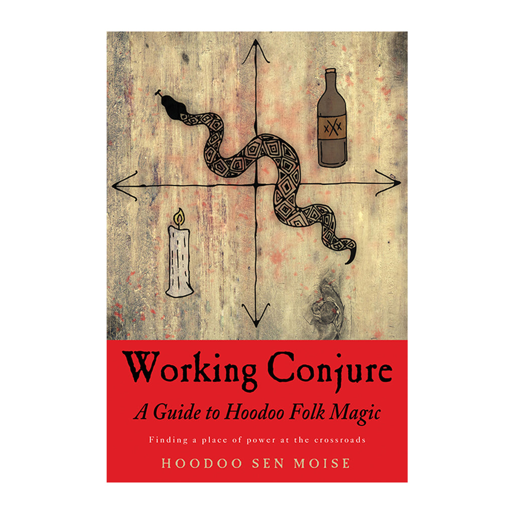 Working Conjure By Hoodoo Sen Moise