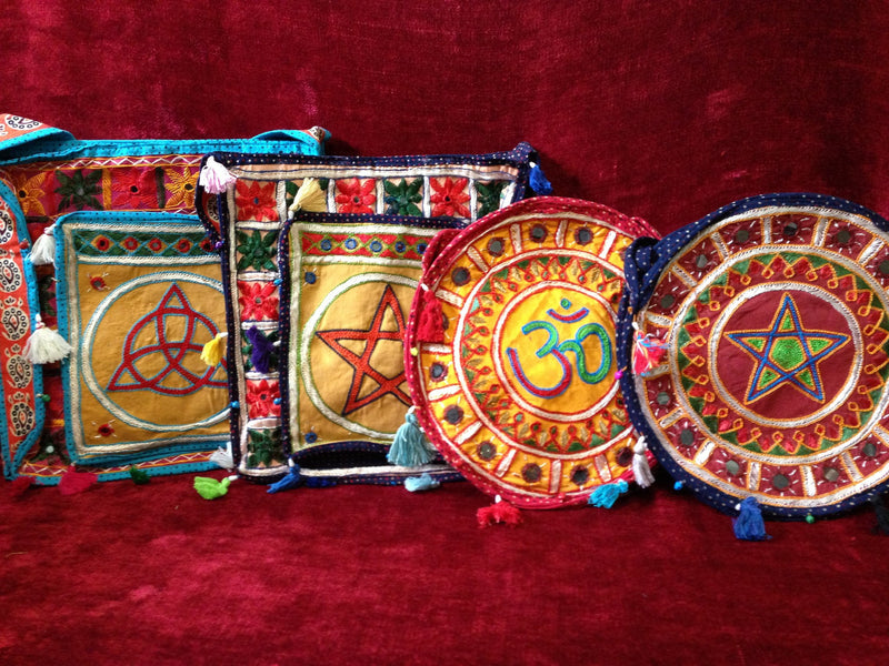 wiccan purses