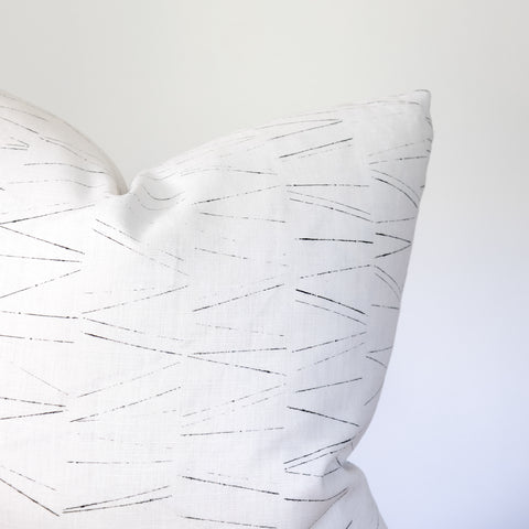 Made of Cloth Textiles The Signature Collection Hand Screen Printed Cushions