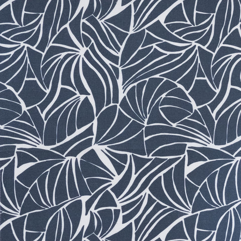 Navy Fabric Home Decor
