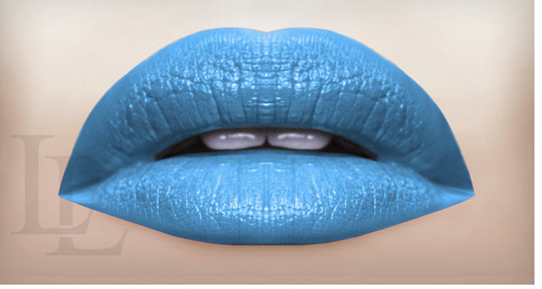 Blue Suede Shoes - LIPSTICK