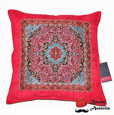 Turkish Kilim Pillow Cover - Bazaar Anatolia  - 1