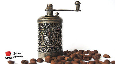 Turkish Grinder 3.0'' Pepper Mill - Bazaar Anatolia  - 1