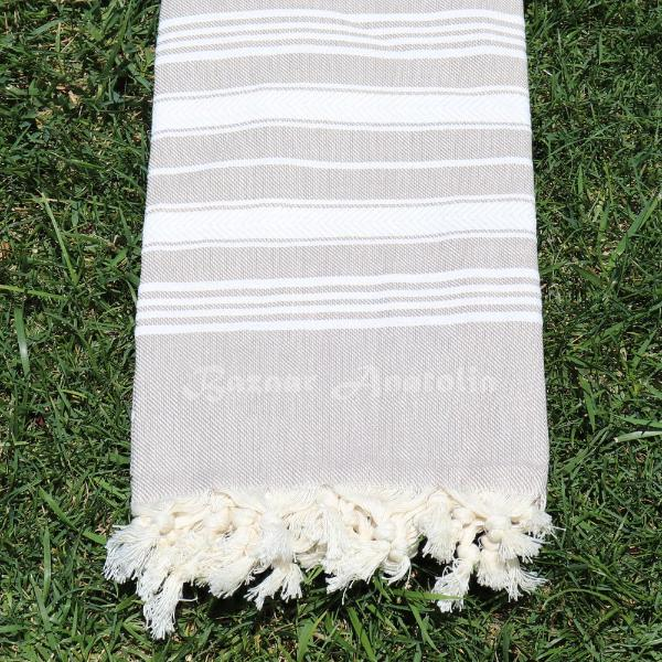 Cream Turkish Towel