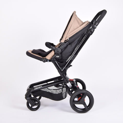 Jané Rider, Fragment + Carrycot - Grade 2