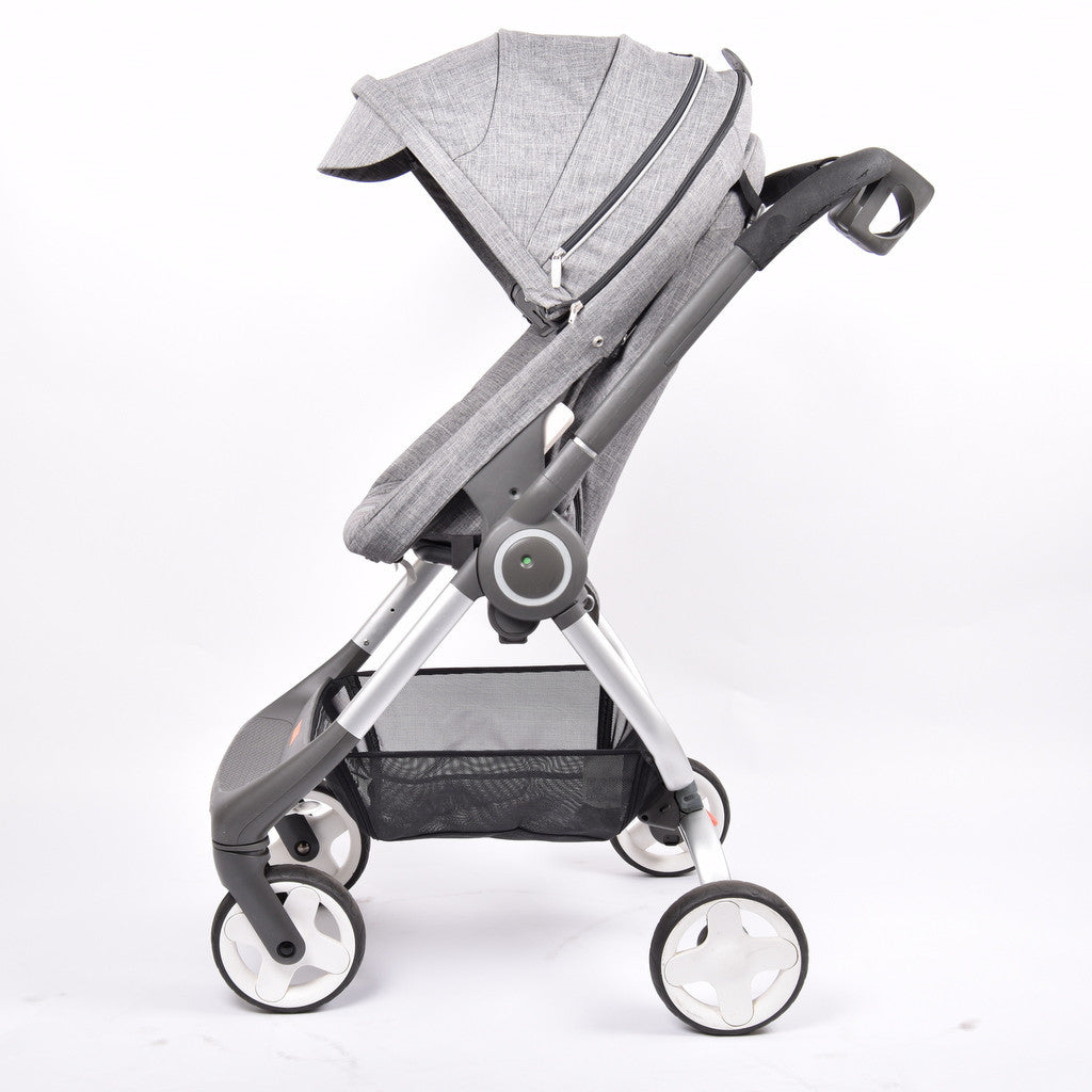 Stokke Scoot, Grey Melange - Grade 2
