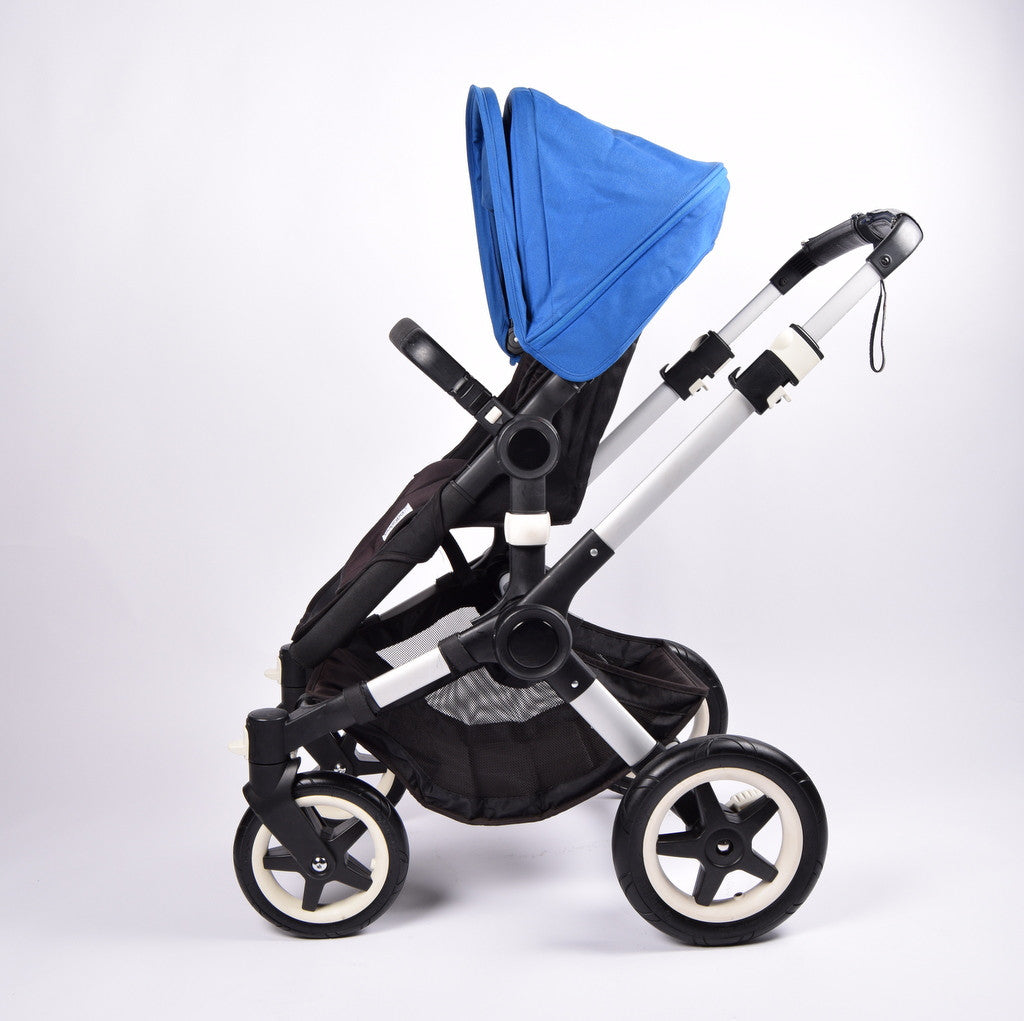 Bugaboo Buffalo, Black/Royal Blue - Grade 1