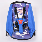 Phil and Teds Sport V1 (double), Blue Camo - Grade 3