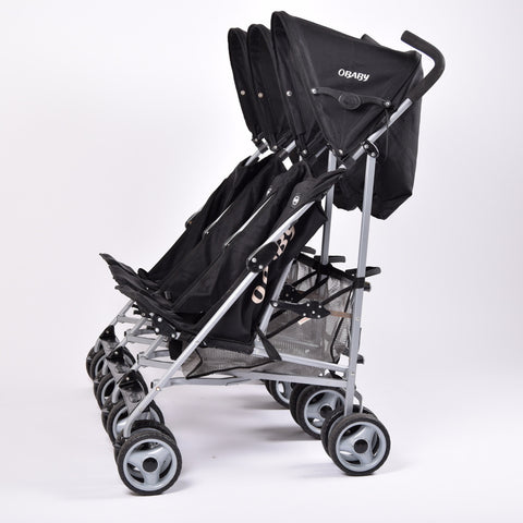 Obaby Mercury Triple, Black - Grade 3