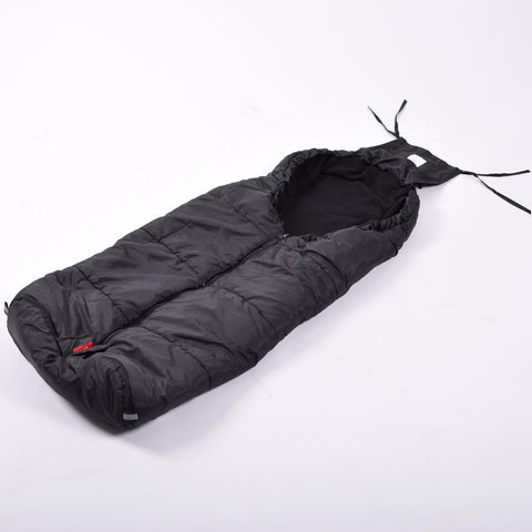 Phil and Teds Snuggle & Snooze Sleeping Bag, Black - Grade 1