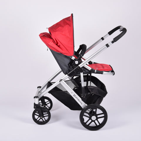 Uppababy Vista, Denny Red