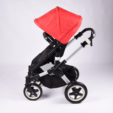 Bugaboo Buffalo, Black/Red - Grade 2