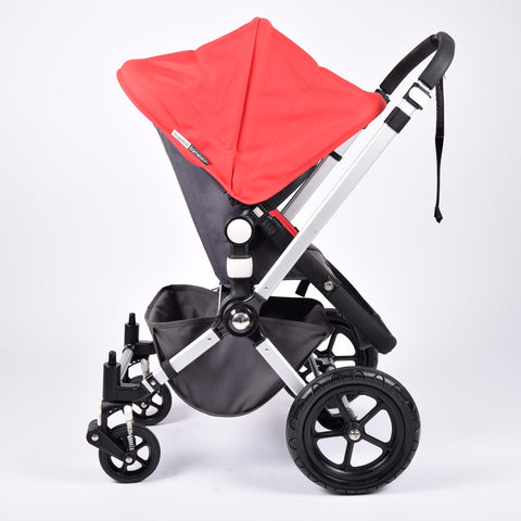 Bugaboo Cameleon, Grey/Red - Grade 2