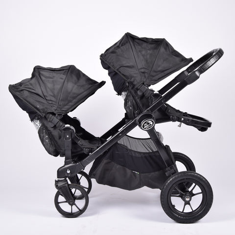 Baby Jogger City Select Tandem (Complete), Black - Grade 1
