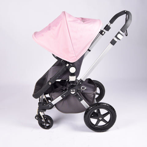 Bugaboo Cameleon3, Dark Grey + Andy Warhol Butterflies (LIMITED EDITION) - Grade 1