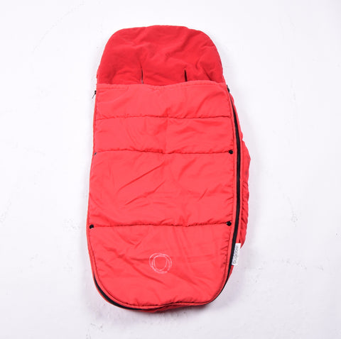 Bugaboo Cameleon Footmuff, Red - Grade 3