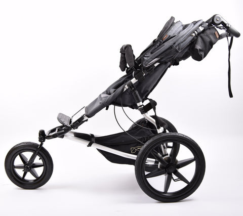 Mountain Buggy Urban Jungle, Black - Grade 1