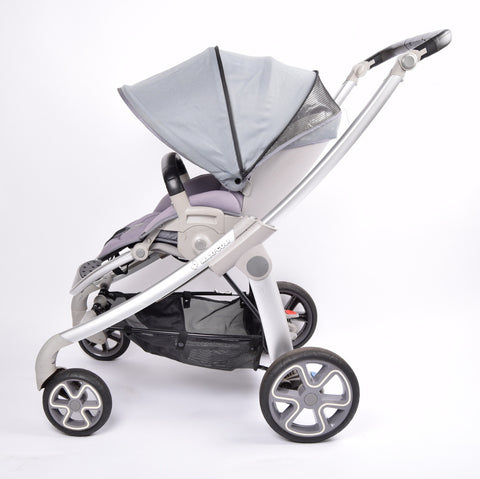 Maxi Cosi Elea Pushchair, Steel Grey - Grade 3