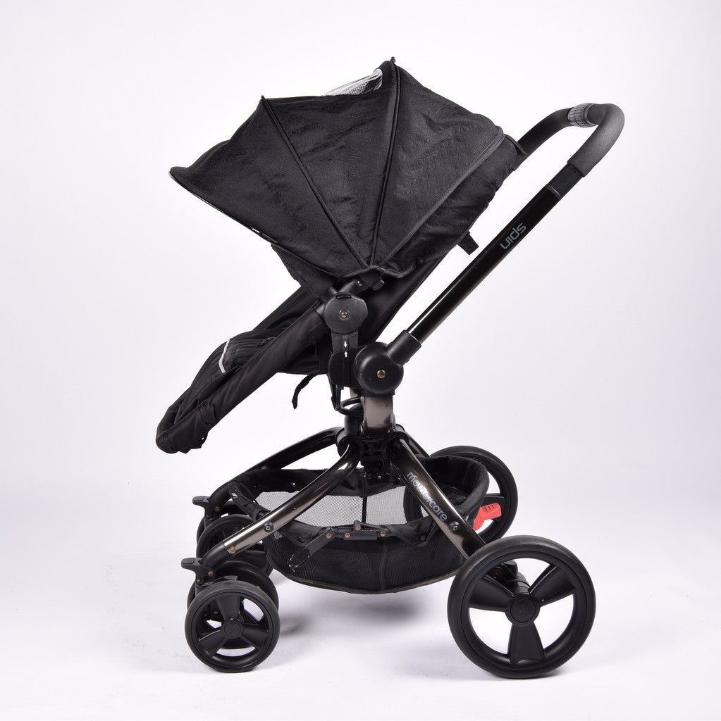 Mothercare Spin, Black Jacquard (LIMITED EDITION) - Grade 2