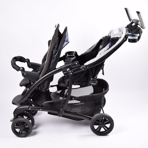 Graco Quattro Tour Duo Double Sport Luxe Grade 1
