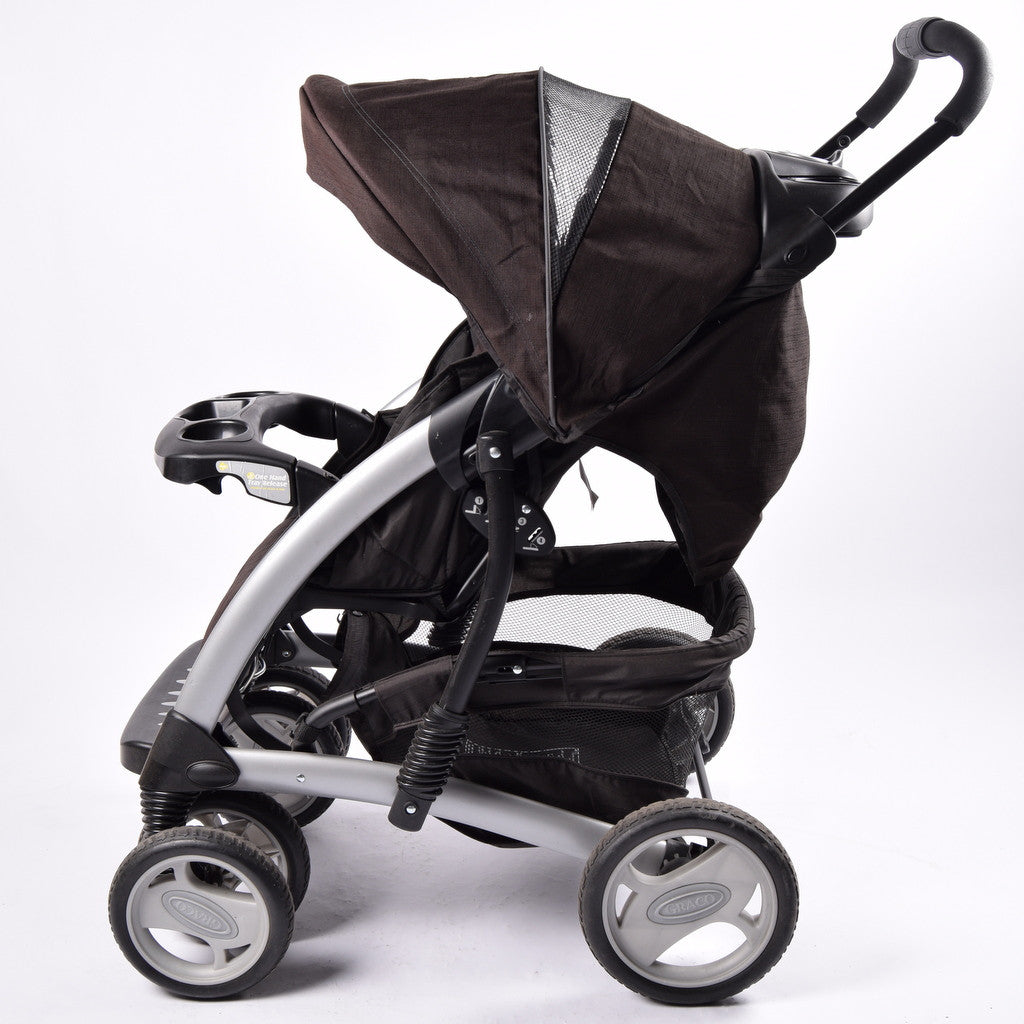 Graco Quattro Tour Deluxe Pushchair Oxford Grade 2