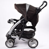 Graco Quattro Tour Deluxe Pushchair, Oxford - Grade 2
