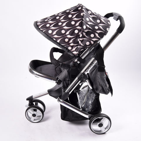 Obaby Chase Pushchair with car seat, Eclipse - Grade 2