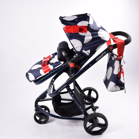 Cosatto Giggle Pram System, Go Lightly - Grade 1