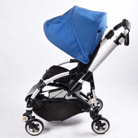Bugaboo Bee+, Black/Royal Blue - Grade 2