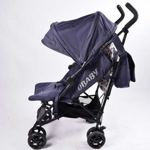 Obaby Zeal Stroller (Buggy), Sailor design - Grade 2