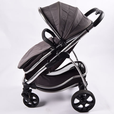iCandy Strawberry Pushchair, Earl Grey - Grade 2