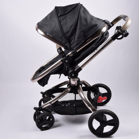 Mothercare Orb, Dark Grey, Rose Gold Chassis - Grade 2
