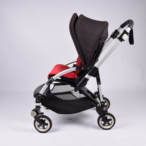 Bugaboo Bee3, Black+Red - Grade 2