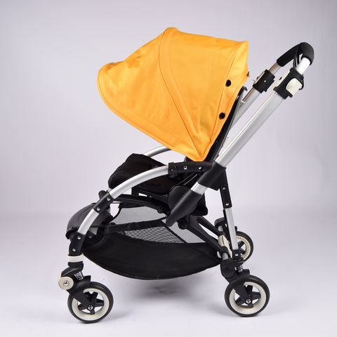 Bugaboo Bee+, Black/Yellow Blue - Grade 1