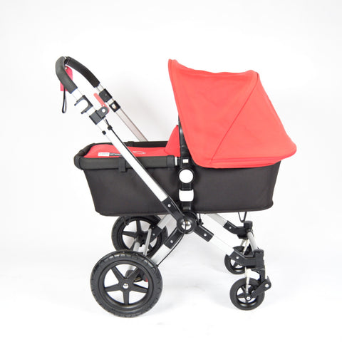 Bugaboo Cameleon3, Black+Red - Grade 1