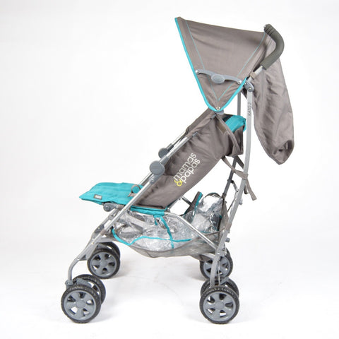 Mamas and Papas Kato2, Aqua/Grey - Grade 1