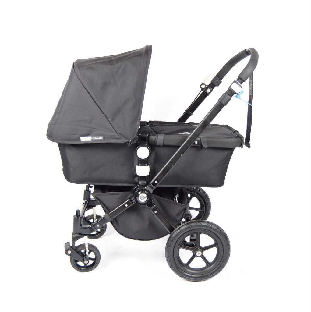 Bugaboo Cameleon + / Cameleon 2, Black Edition (black chassis) - Grade 2