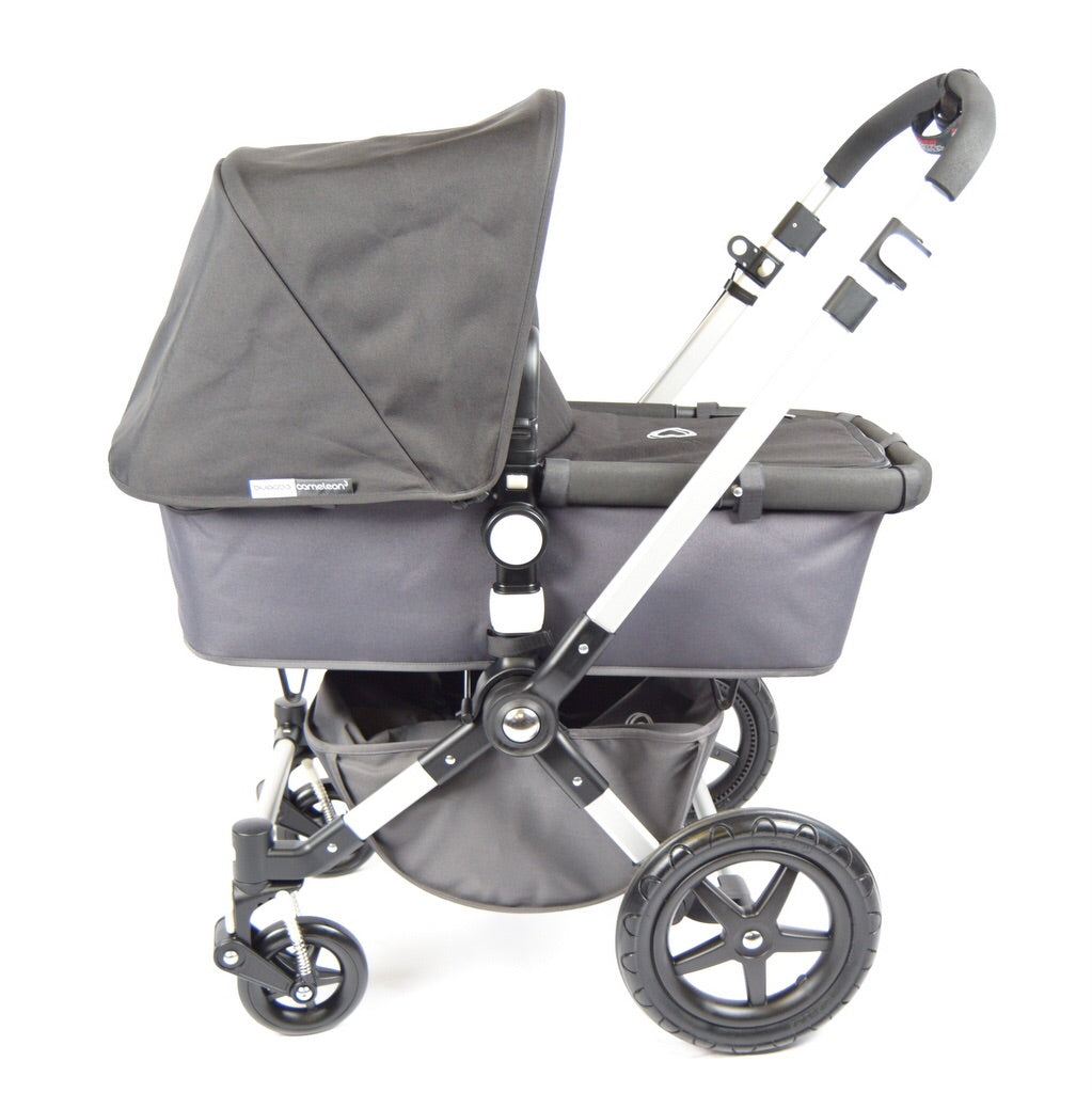 Bugaboo Cameleon3, Dark Grey+Black - Grade 1 EX-DISPLAY