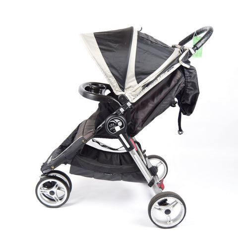 Baby Jogger City Mini Pushchair, Black - Grade 2