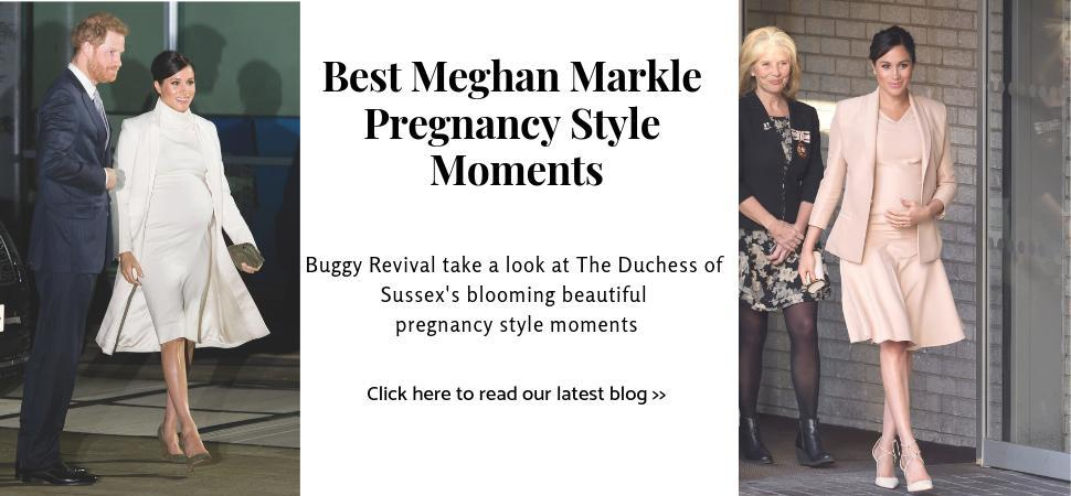 Best Meghan Markle Pregnancy Style Moments