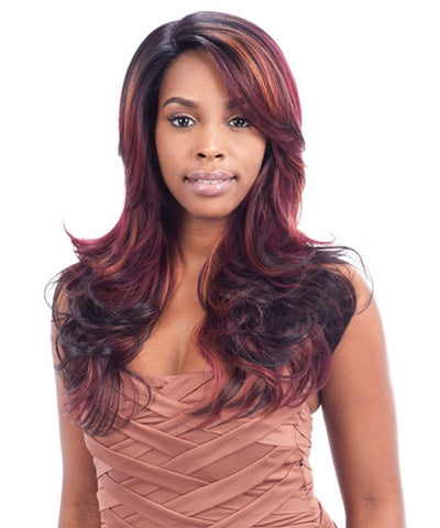 Freetress Equal Deep Invisible Part Lace Wig LACE KINSLEY  -LOWEST PRICE EVER!